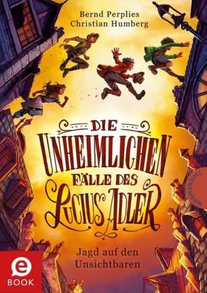 Die unheimlichen Fälle des Lucius Adler 2: Jagd auf den Unsichtbaren