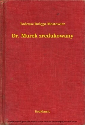 Dr. Murek zredukowany