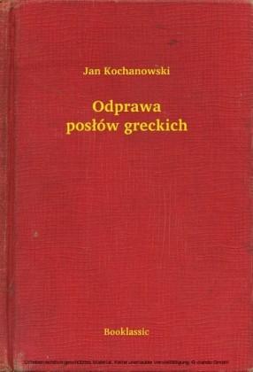 Odprawa poslów greckich