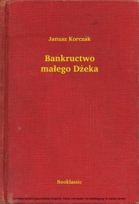 Bankructwo malego Dzeka