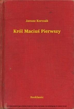 Król Macius Pierwszy