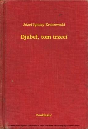 Djabel, tom trzeci