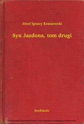 Syn Jazdona, tom drugi