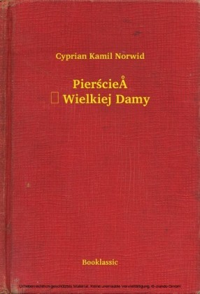 Pierscien Wielkiej Damy