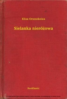 Sielanka nierózowa