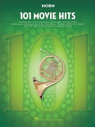 101 Movie Hits For Horn