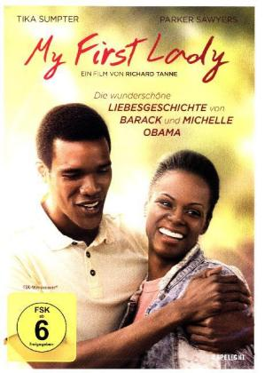 My First Lady, 1 DVD