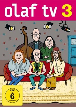 Olaf TV - Von Olaf zu Mensch, 1 DVD