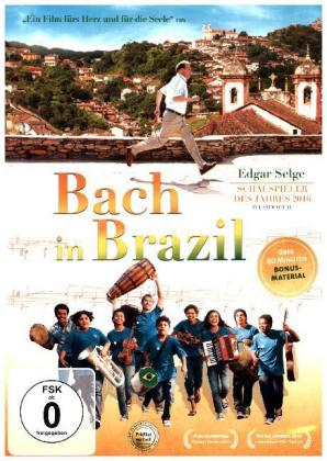 Bach in Brazil, 1 DVD