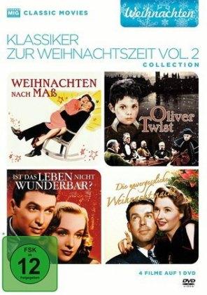 Klassiker zur Weihnachtszeit, 2 DVD