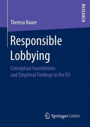 Responsible Lobbying