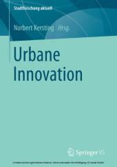 Urbane Innovation