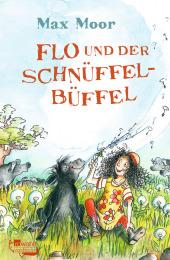 Ella und der Schnüffel-Büffel Cover