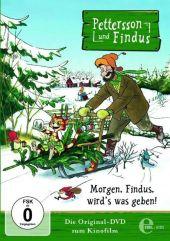 Pettersson und Findus, Morgen, Findus, wird's was geben, 1 DVD Cover
