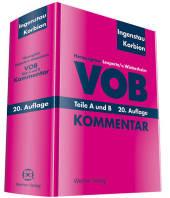 VOB - Teile A und B, Kommentar Cover