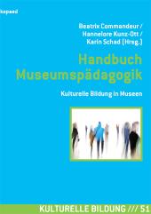 Handbuch Museumspädagogik Cover