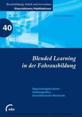 Blended Learning in der Fahrausbildung