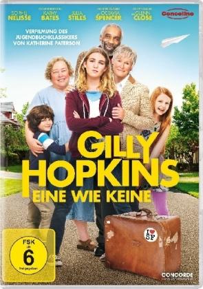 Gilly Hopkins - Eine wie keine, 1 DVD