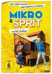 Mikro und Sprit, 1 DVD