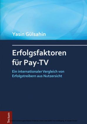 Erfolgsfaktoren für Pay-TV