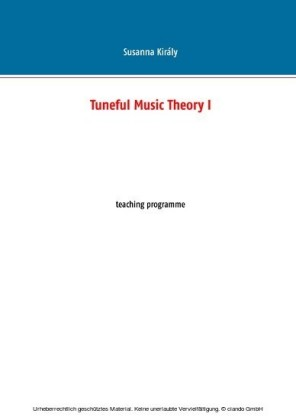 Tuneful Music Theory I