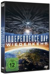 Independence Day 2, 1 DVD