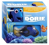 Findet Dorie, 1 Audio-CD (Limitierte Sonderedition Hörspiel + Spielfigur) Cover