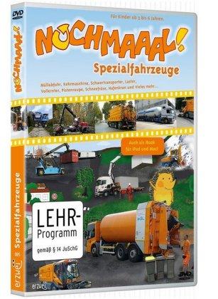 Nochmaaal! - Spezialfahrzeuge, DVD