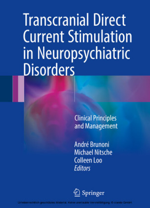 Transcranial Direct Current Stimulation in Neuropsychiatric Disorders