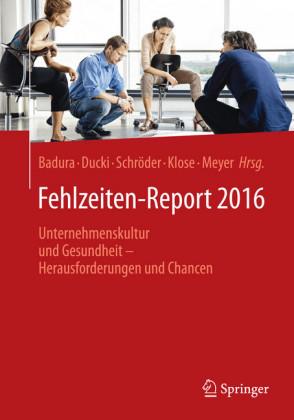 Fehlzeiten-Report 2016
