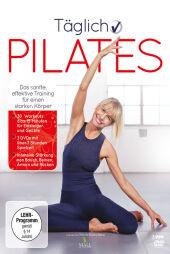 Täglich Pilates, 3 DVDs