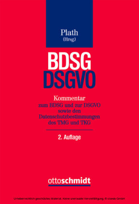 BDSG/DSGVO
