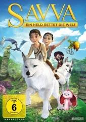 Savva - Ein Held rettet die Welt, 1 DVD