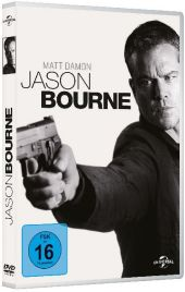 Jason Bourne, 1 DVD Cover