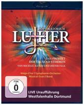 Pop-Oratorium Luther, 1 Blu-ray