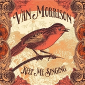 Keep Me Singing, 1 Audio-CD Cover