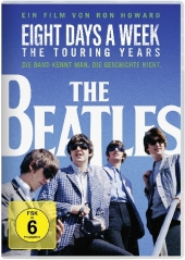 The Beatles: Eight Days a Week - The Touring Years, 1 DVD Cover