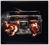 Revolution Radio, 1 Audio-CD Cover