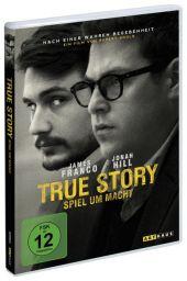 True Story - Spiel um Macht, 1 DVD Cover