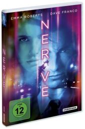 Nerve, 1 DVD Cover