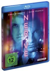 Nerve, 1 Blu-ray Cover