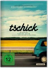 Tschick, 1 DVD Cover