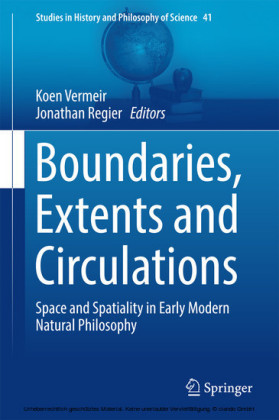 Boundaries, Extents and Circulations