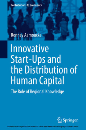 Innovative Start-Ups and the Distribution of Human Capital