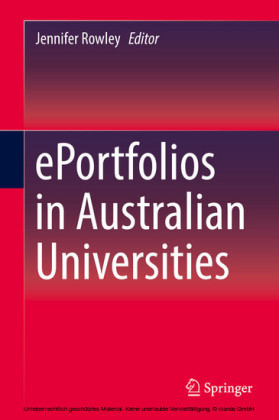 ePortfolios in Australian Universities
