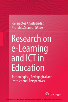 Research on e-Learning and ICT in Education