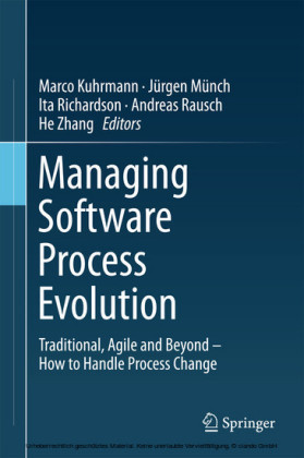 Managing Software Process Evolution