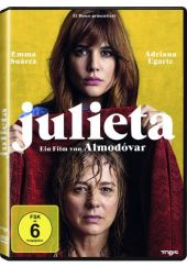 Julieta, 1 DVD Cover