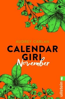 Calendar Girl November