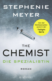 The Chemist - Die Spezialistin Cover